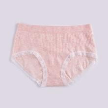 New one-piece seamless color cotton underwear