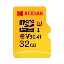Kodak Micro SD Card 32GB 4K Memory Card U3 A1 V30 100MB/s