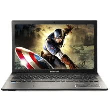 "HASEE GOD OF WAR K670E-G6D1 Laptop Notebook PC 15.6"" IPS 1920*1080 HD Display for Intel i5-7400 Processors GTX1050 4G GDDR5 8GB DDR4 1TB HDD+128G SSD"