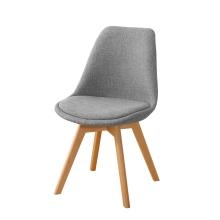 35 chaise de style scandinave confortable gris clair - Chaise Style Scandinave