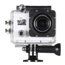 "SJ6000 Full HD Wifi Action Sports Camera DV Cam 2.0"" LCD 12MP 1080P 30FPS 140 Degree Wide Lens Waterproof for Car DVR FPV PC Camera Diving Bicycle Outdoor Activity"