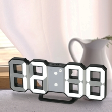 Multifunctional Large LED Digital Wall Clock