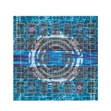 YuGiOh Card Rubber Play Mat  Mouse Pad
