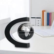 "3/""C Magnetic Levitation Maglev Levitating Floating Globe World Map  LED Light"