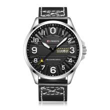 CURREN Fashion Luxusní Luminous Quartz Men Watch bc4dc70e6c