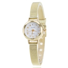 Quartz Watch Women Stainless Steel Strap Wrist Watch Casual Female Clock