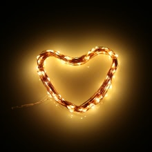 10M 100LEDs USB Copper Wire Starry String Light
