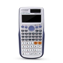 Portable Multifunctional Handheld Student Scientific Digital Display For Mathematics Teaching Calculator