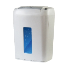 DSB Rt-15T 17-Sheet High Security Micro-Cut Paper/ CD/ Dvd/ Credit Card Shredder with 26L Wastepaper Basket for Office Work School