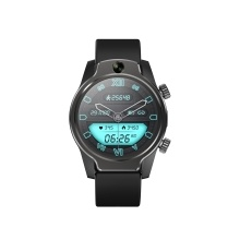 Rogbid Brave 450 * 450 IPS tela 4G LTE Smart Watch 3GB + 32GB IP68 à prova d