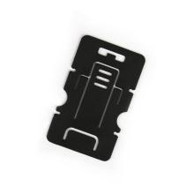 Smart Phone Adjustable Folding Ultra-thin Plastic Phone holder