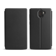 OCUBE Luxury Phone Case Cover for LEAGOO KIICAA MIX Soft PU Leather Protective Phone Shell Phone Stand Anti-shock Full-Protection