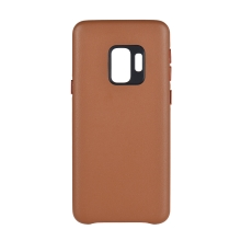 Protective Phone Case for Samsung Galaxy S9 Plus High-quality PU Leather Phone Shell Shock Absorption Scratch-Resistant Anti-dust Phone Cover