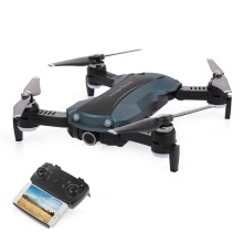 SJ R//C S20W 1080PGPS FPV 1080P HD Camera Altitude Hold Drone w// Two Batteries US