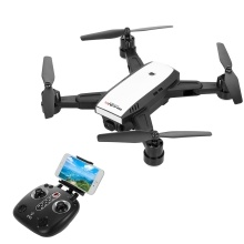 Lead Honor LH-X28G 720P Wifi FPV Adjustable Camera GPS Positioning Follow Me Altitude Hold RC Drone for Training
