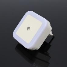 Intelligente intelligente Plug-in energiesparende LED Nachtlicht Lampe