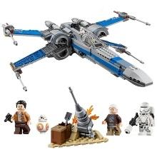 LEPIN 05029 740pcs Star Wars Series X-Wing Fighter Building Blocks Kit Set