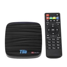 T98 Android 7.1 TV Box RK3328 2GB / 16GB EU Plug