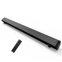 LP-09 Sound Bar Subwoof BT Speaker Home TV Echo Wall Soundbar Wall-mounted Remote Control U-disk Plugging Speaker