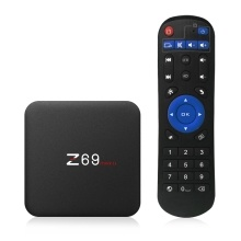 Z69 MAXII Android 7.1.2 TV Box 2GB / 16GB 4K Supported