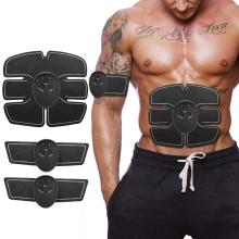 ABS Training Muscle Toner Abdominal Smart Fitness Machine Set
