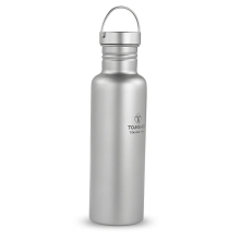 Tomtop price history to TOMSHOO 750ml Full Titanium Water Bottle