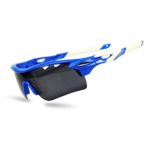 89cb8b2e5e2 Cycling Glasses Men Women Polarized Bike UV400 Eyewear Bicycle Goggles  Outdoor Sports Bicycle Sunglasses Goggles 5 Interchangeable Lenses for  Riding Driving ...