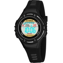 SYNOKE 9728 Children Watch Sport Watch Luminous Alarm Digital Waterproof Wrist Watch kid Watch
