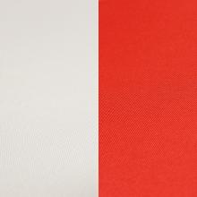 blanc et rouge