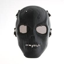 Skull Skeleton Army Airsoft  Gun Full Face