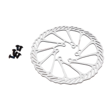 price history160mm Disc Brake Rotors 6 Bolts Stainless Steel for MTB Mountain Road Bike Bicycle Parts Accessory on tomtop