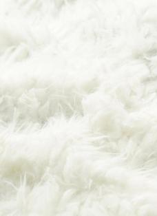 Winter Women Fluffy Faux Fur Coat Soft Lining Warm Solid Elegant Midi Outerwear Overcoat