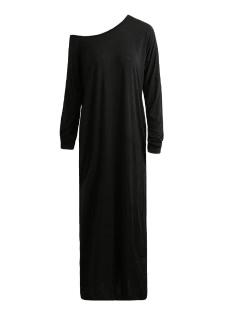 Fashion Plus Size Off Shoulder Split Long Sleeve Women's Maxi Dress