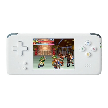 R9 Plus Portable Handspielkonsole Integrierte 3000 verschiedene Spiele