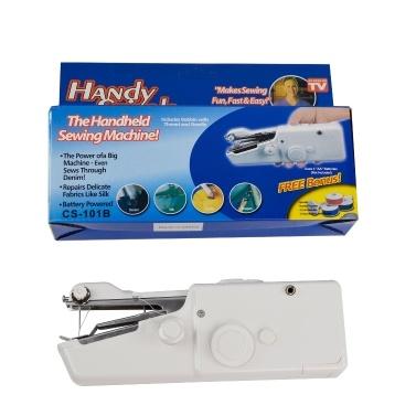 101 handheld electric sewing machine