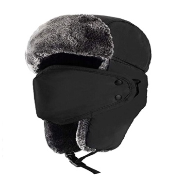 Winter hat men and women winter Lei Feng hat