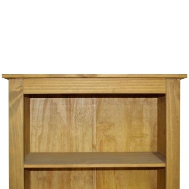 5-Tier Bücherregal Mexican Pine Corona Reichweite 81x29x170 cm