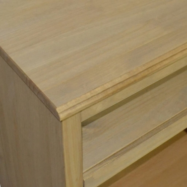 TV Cabinet Mexican Pine Corona Range 80x43x78 cm