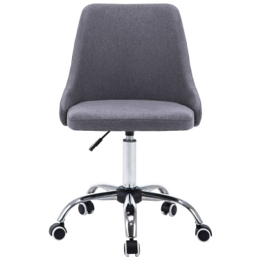 2pcs 360-degree Rotatable Office Soft Chairs