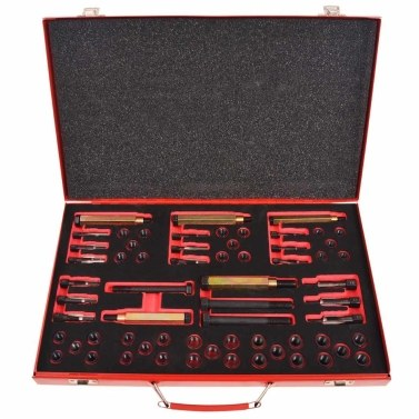 Glow plug thread repair set 63 pcs. M8 M9 M10 M12
