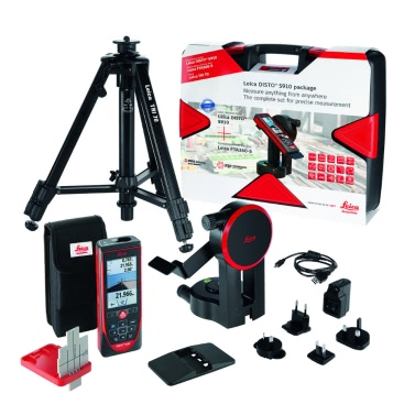 Leica Laser-Abstandsmesser Disto S910 Set mit Box