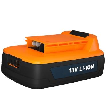 FERM Batterie 18 V 1,5 Ah Li-ion CDA1077S