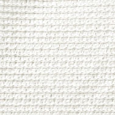 Sonnenschirm Segel HDPE Square 2x2 m Weiß