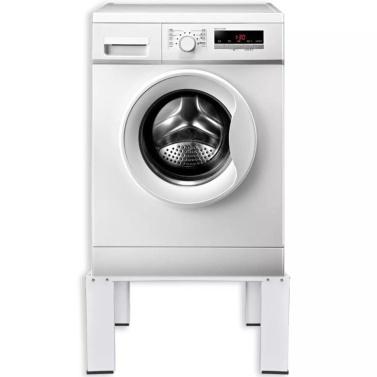 Washing Machine Pedestal White