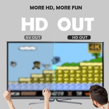 Mini Retro Game TV Game Y2 Game Double Play Game