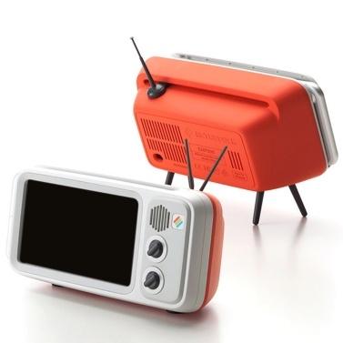 Altoparlante Bluetooth TV TV retrò