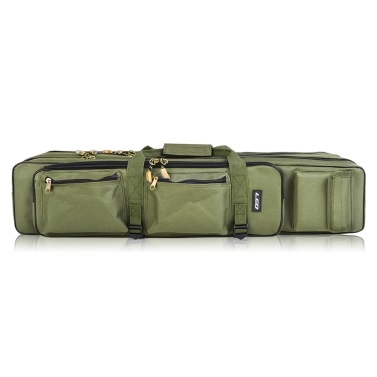 27924 LEO/Leo [three-layer foldable European library fishing shoulder fishing bag