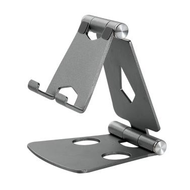 Doppelklappbare Telefonhalterung aus Aluminiumlegierung Z16