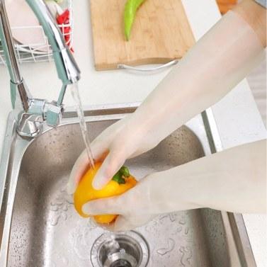 1 Paar Handschuhe Haushaltsarbeiten Reinigungshandschuhe