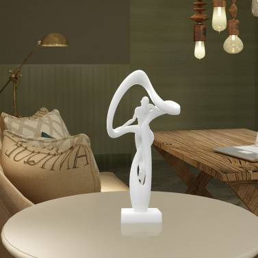 Fairy Tomfeel 3D Design Menschlicher Körper Frauen-Figürchen 3D-Druck Skulptur Menschliche Skulptur Moderne Skulptur Home Decoration Einrichtung Ornaments ursprünglich entworfen